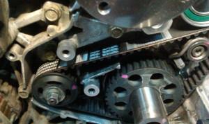 Automehanika - Promjena zupčastog remena